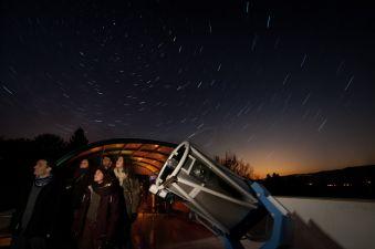 Soirée d'observation des étoiles privée à l'Observatoire de la Lèbe image 1