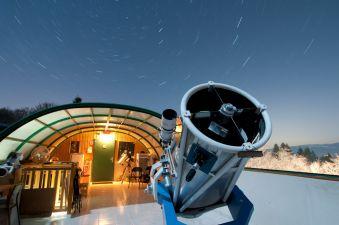 Observatoire astronomie nature du Valromey cover