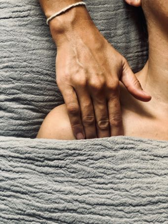 Massage sur Mesure aux Huiles bio - 1h15 image 3