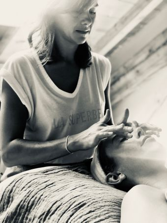 Cure 10 séances de Massage Anti-Age japonais du Visage 60mn image 4