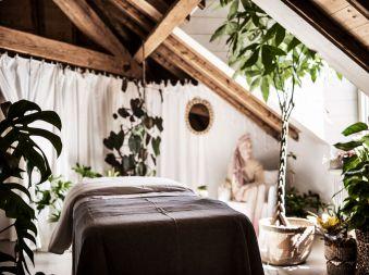 Massage DUO sur mesure Huiles Bio - 1h15 (pour 2) image 5
