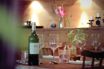Repas à l'Auberge de Costaroche image 1