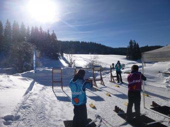 Séance de Biathlon Laser image 2