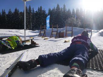 Séance de Biathlon à plombs image 1