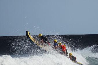 Séance de 2h dans les vagues en Wave-rafting image 5