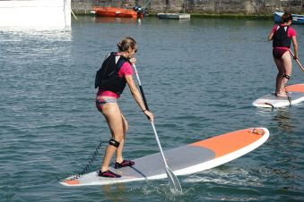 Cours de 2h en Stand up paddle. Adulte. image 3