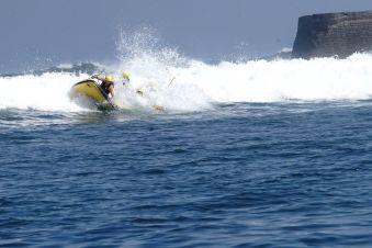 Séance de 2h dans les vagues en Wave-rafting image 4