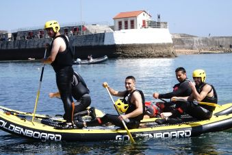 Séance de 2h dans les vagues en Wave-rafting image 8
