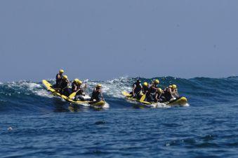 Séance de 2h dans les vagues en Wave-rafting image 7