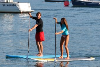 Cours de 2h en Stand up paddle. Adulte. image 1
