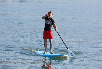 Cours de 2h en Stand up paddle. Adulte. image 2