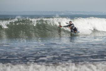 Séance de 2h dans les vagues en Wave ski ou Kayak surf image 3