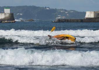 Séance de 2h dans les vagues en Wave ski ou Kayak surf image 6
