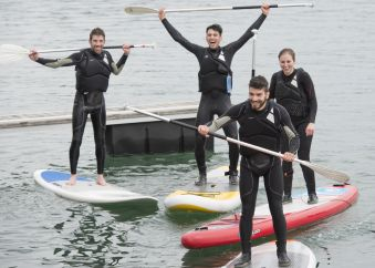 Cours de 2h en Stand up paddle. Adulte. image 4