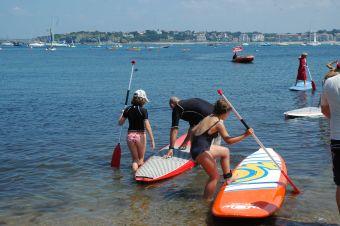 Cours de 2h en Stand up paddle. Enfant. image 2