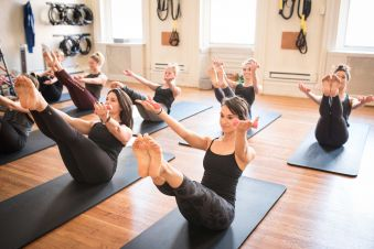 10 séances de Fitness, Pilates ou Dance image 3