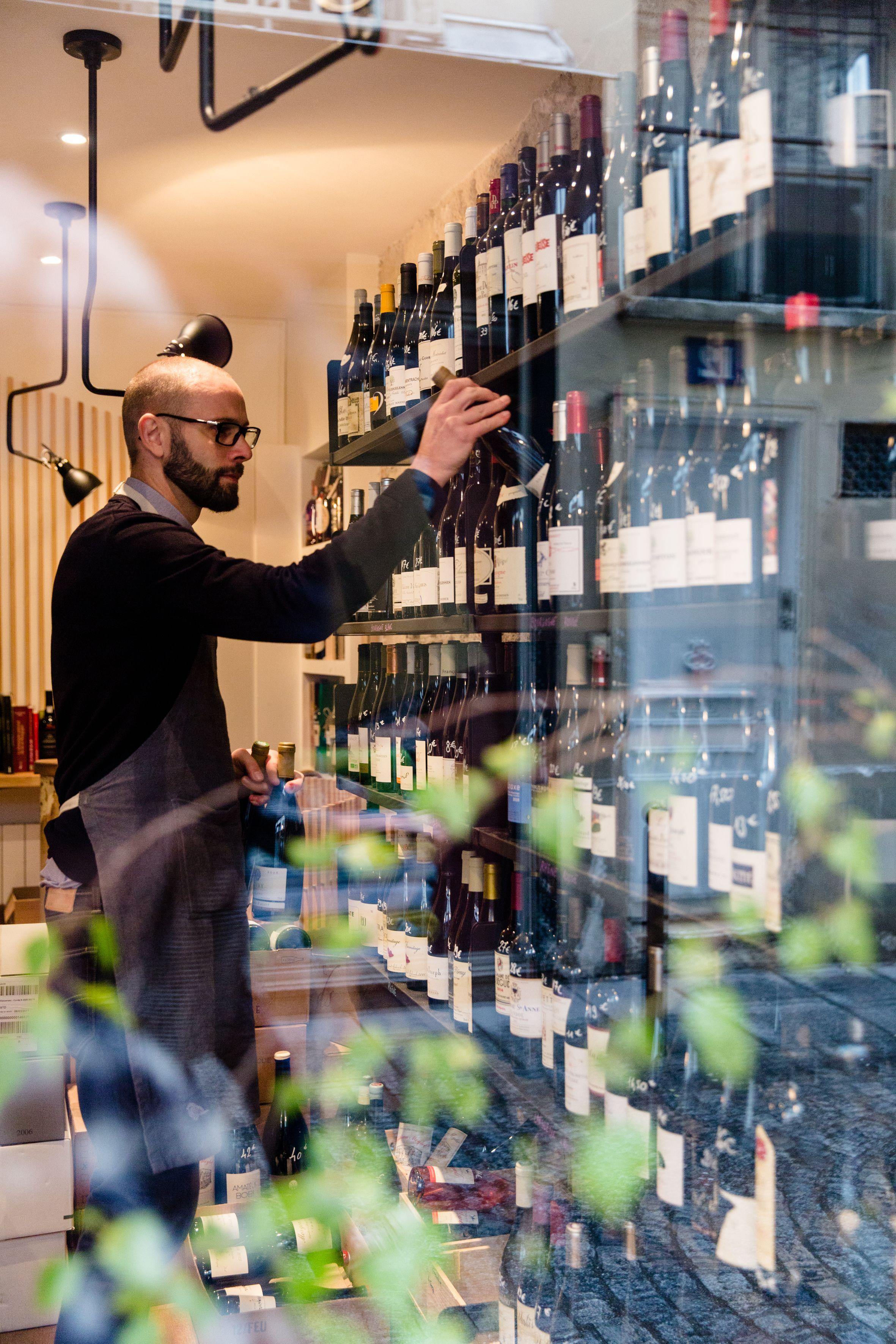 Constitution de votre cave à vins sur-mesure image 1