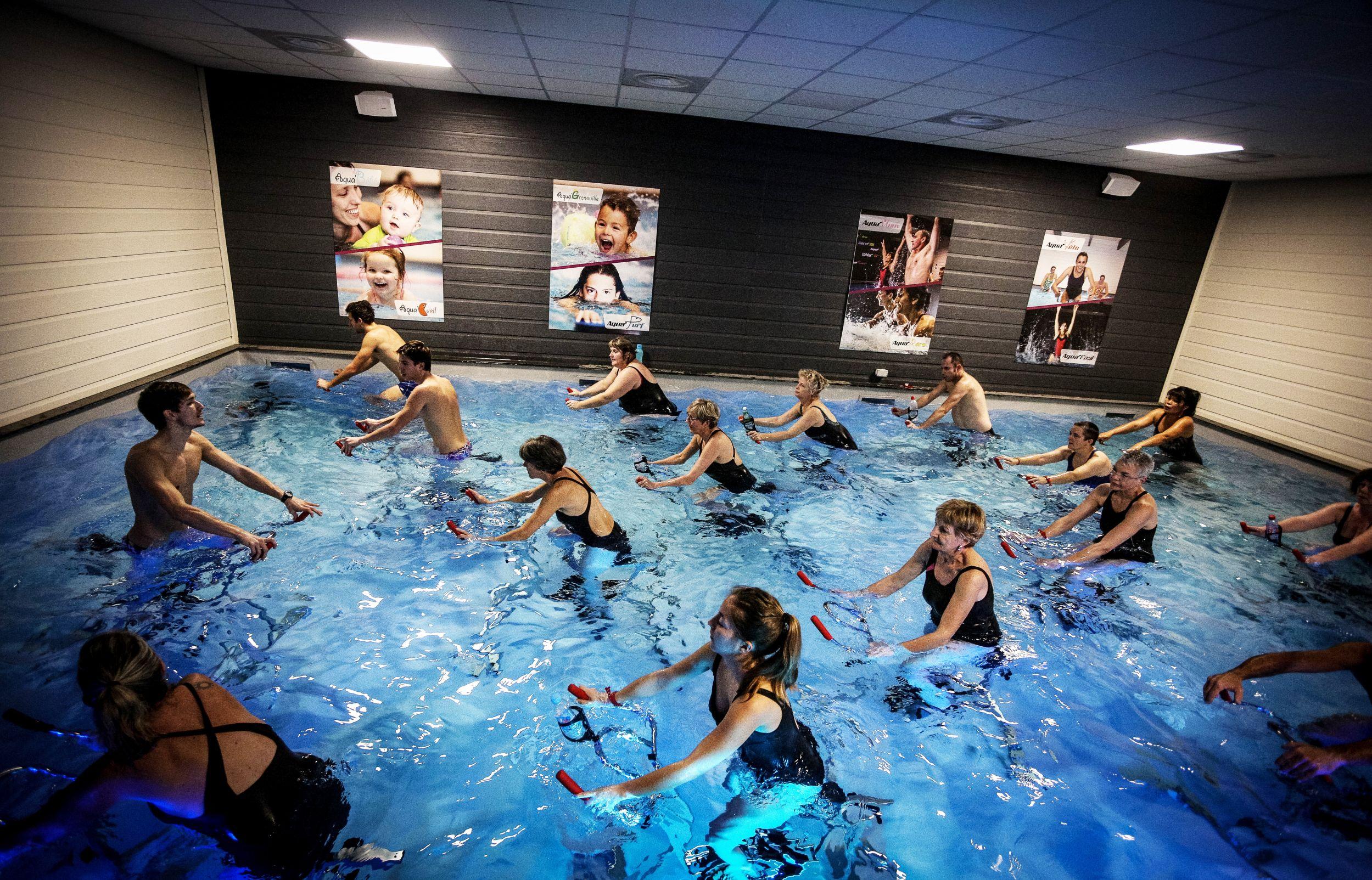 Carte 5 séances au choix toutes activités aquatiques fitness image 1