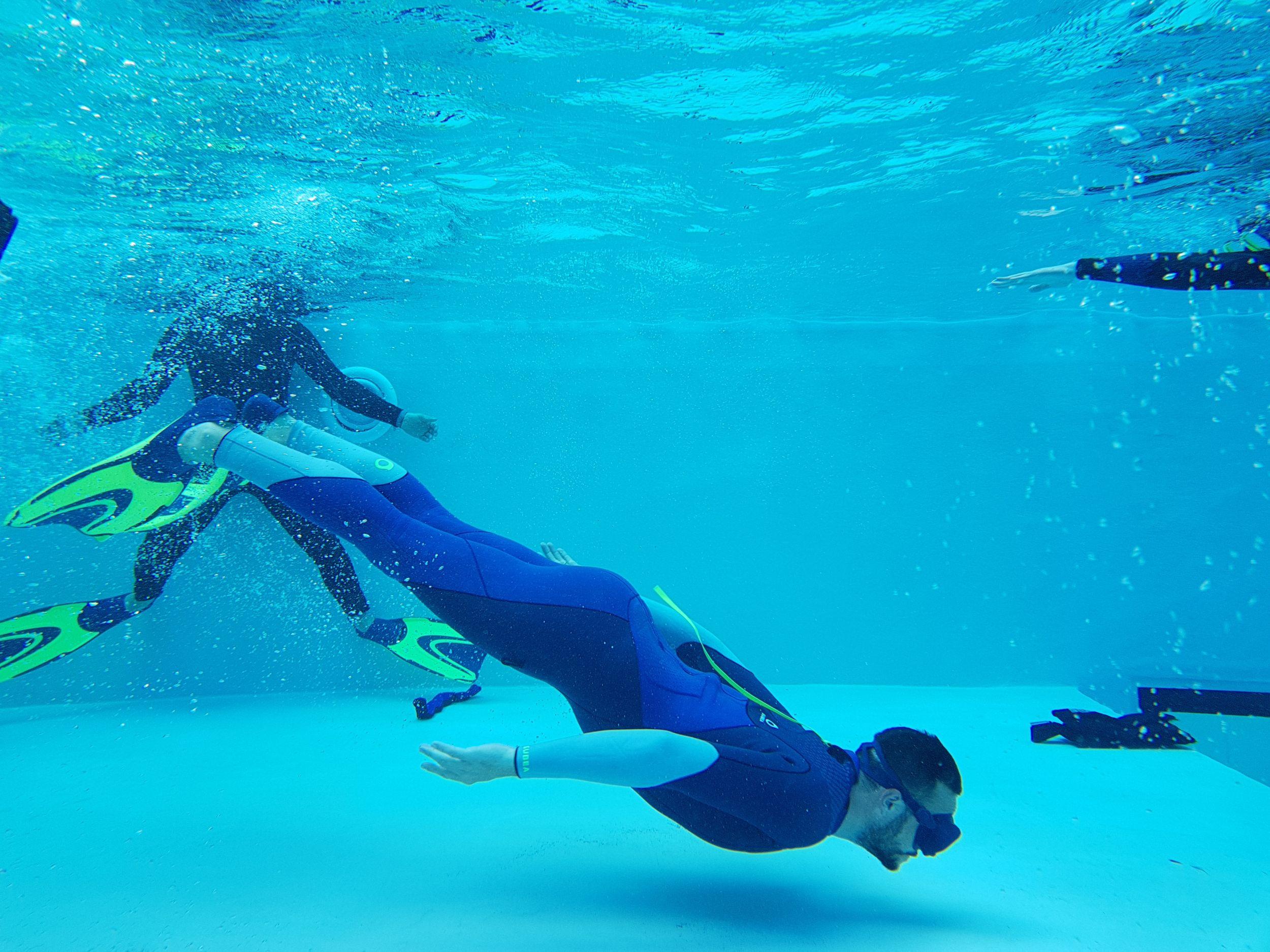 Initiation piscine apnée image 1