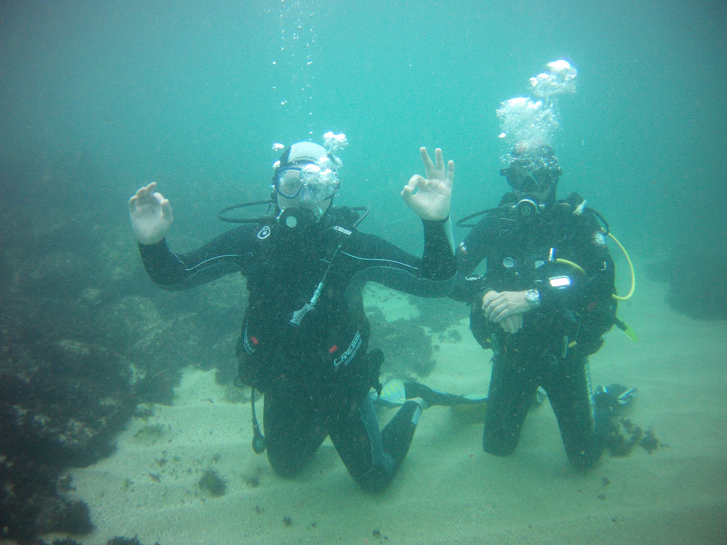 Open Water Diver : Votre premier niveau de plongée image 2