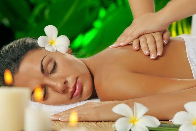 Massage à 4 mains 45mn image 1