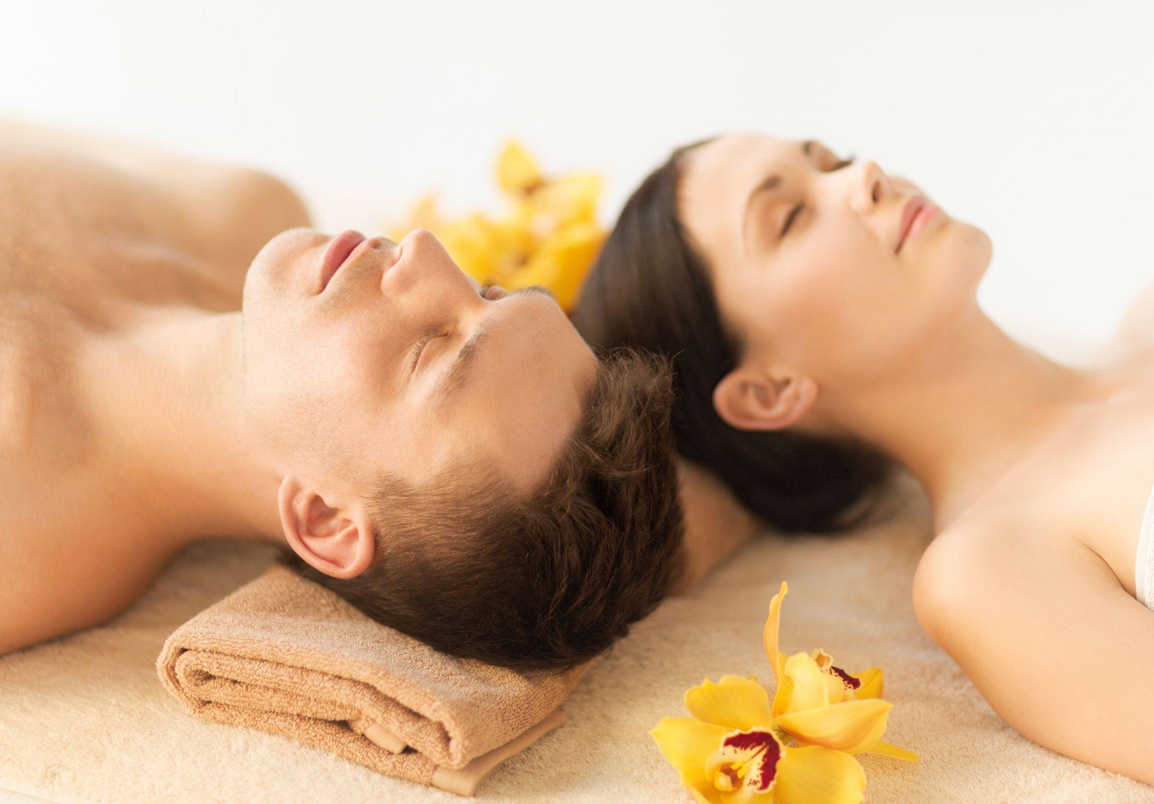 Massage bien-être en duo 60mn image 2