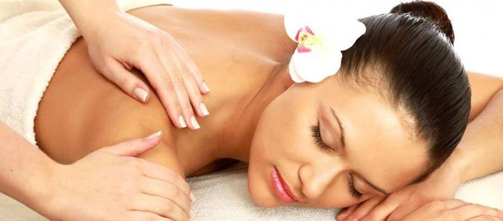 Massage bien-être 45mn image 1