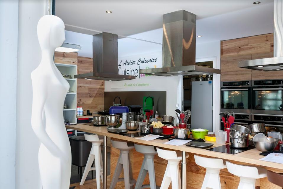Atelier cuisine A&D cover