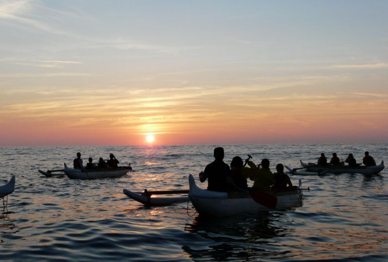 Soirée et initiation pêche aux chipirons en pirogue à St Jean de Luz. Adulte. image 1