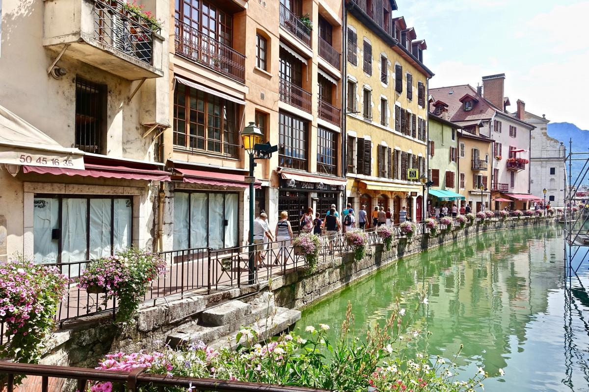Nos bons cadeaux pour des hôtels à Annecy